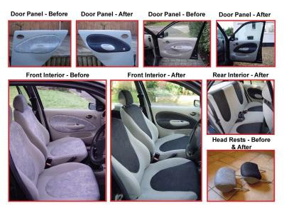 fast diy fix for faded stained car and rv interiors simply spray. Black Bedroom Furniture Sets. Home Design Ideas
